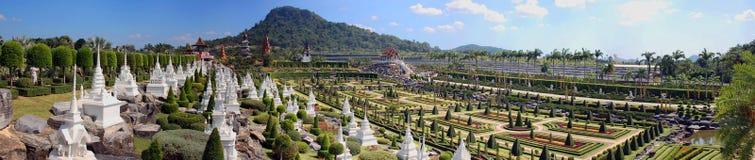 Paisagem panorâmico bonita Fotos de Stock Royalty Free