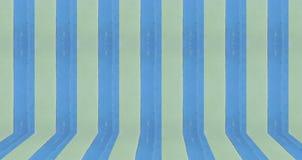 Paisagem pastel azul da madeira da parede Imagem de Stock Royalty Free