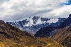 Paisagem peruana, Peru foto de stock royalty free