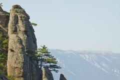 Paisagem pitoresca da montanha Imagens de Stock Royalty Free