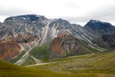 Paisagem, Rússia, o Lago Baikal, trekking, curso, montanhas, recreação, floresta, shumack, verde, lago, rio Foto de Stock Royalty Free