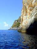 Paisagem rochosa da costa Imagem de Stock Royalty Free