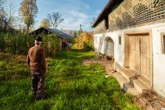 Paisagem rural Imagem de Stock Royalty Free