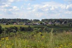 Paisagem rural Foto de Stock Royalty Free
