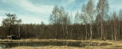 Paisagem rural imagens de stock