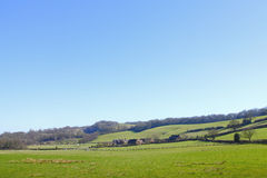 Paisagem rural do campo Fotografia de Stock Royalty Free
