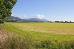 Paisagem rural do vale Imagem de Stock Royalty Free