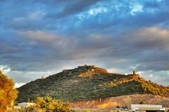 Paisagem rural, Espanha Fotografia de Stock Royalty Free