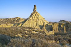 Paisagem Semi-desert Fotos de Stock