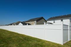 Paisagem suburbana Imagem de Stock Royalty Free