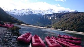 Paisagem surpreendente do lago dart Fotografia de Stock Royalty Free