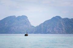 Paisagem tropical de Koh Kradan Imagens de Stock