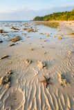 Paisagem tropical de Koh Kradan Foto de Stock Royalty Free