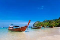 Paisagem tropical de Koh Mook Fotografia de Stock Royalty Free