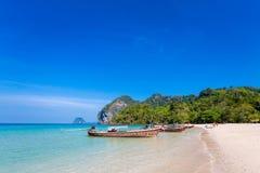 Paisagem tropical de Koh Mook Imagens de Stock Royalty Free