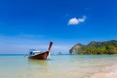 Paisagem tropical de Koh Mook Foto de Stock
