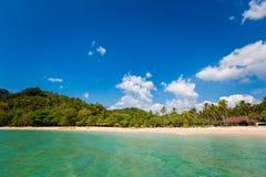 Paisagem tropical de Koh Mook Imagem de Stock Royalty Free