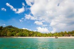 Paisagem tropical de Koh Mook Fotos de Stock