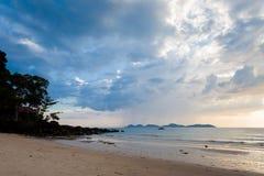 Paisagem tropical de Koh Mook Imagens de Stock