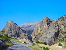 Paisagem turquia oriental da montanha Imagem de Stock Royalty Free