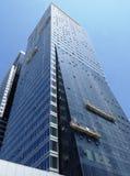Paisagem urbana - torres e raspadores do céu em Tel Aviv imagens de stock royalty free