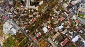 Paisagem urbana Vinnytsia, Ucrânia Foto de Stock