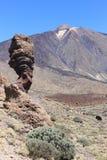 Paisagem vulcânica Imagens de Stock Royalty Free