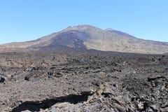 Paisagem vulcânica Imagens de Stock