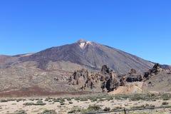 Paisagem vulcânica Imagem de Stock Royalty Free