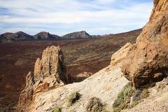 Paisagem vulcânica Imagem de Stock