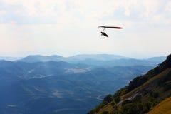 Paisagens bonitas do recolhido montanhas Foto de Stock Royalty Free