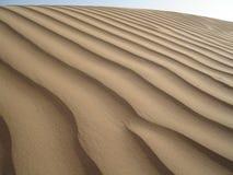 Paisagens da areia Foto de Stock Royalty Free