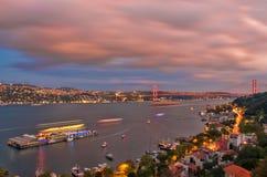 Paisagens da natureza de Turquia Imagens de Stock Royalty Free