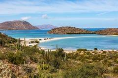 Paisagens de Baja California Foto de Stock Royalty Free