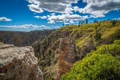 Paisagens de Grand Canyon Imagens de Stock