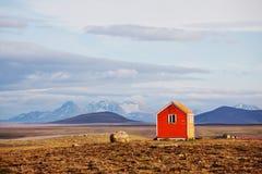 Paisagens de Islândia Imagens de Stock