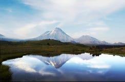 Paisagens de Kamchatkian Foto de Stock Royalty Free