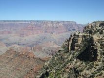 Paisagens do deserto Fotografia de Stock