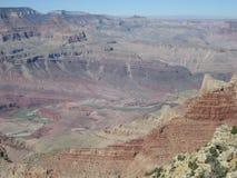 Paisagens do deserto Imagens de Stock Royalty Free