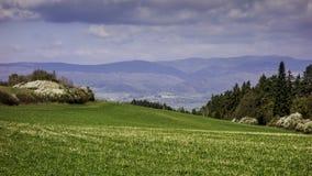 Paisagens eslovacas Fotografia de Stock