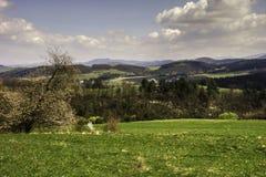Paisagens eslovacas Fotografia de Stock Royalty Free