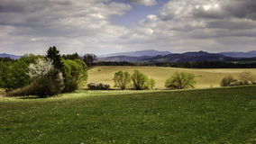 Paisagens eslovacas Imagens de Stock Royalty Free