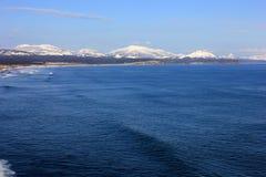 Paisaje ártico Imágenes de archivo libres de regalías