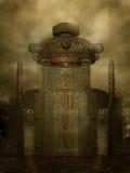 Paisaje 01 de la ciencia ficción