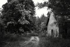 Paisaje abandonado Fotografía de archivo