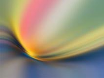 Paisaje abstracto Foto de archivo