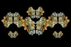 Paisaje abstracto Imagen de archivo