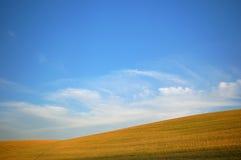 Paisaje agrícola fotos de archivo