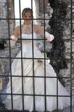 Paisaje al aire libre Wedding Fotografía de archivo