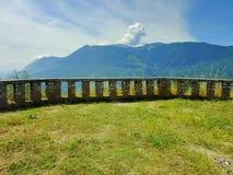 Paisaje central de la meseta de Italia Apennines Imágenes de archivo libres de regalías
